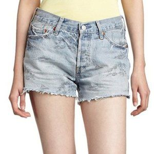 Levi's | 501 Sunset Surf Button Fly Jean Shorts